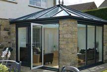 Home decor - conservatory