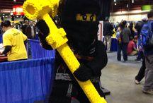 Lego / Calgary Legofest 2014