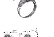 Desenhos de joias