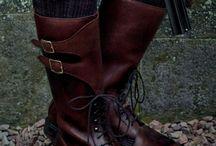 Scarpe, Stivali e Pelletteria U/D