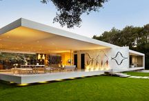 Architecture / Beautifully designed buildings and houses