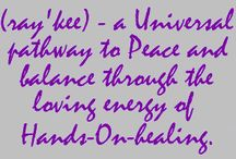 My Vision...My Reiki / by Beth Arena