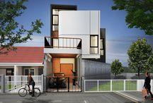 GK House / Programmatic : Housing Location : Bandung, Indonesia   gubah ruang #gubahruang  www.gubahruang.com