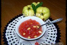 Γλυκά του κουταλιού/μαρμελάδες/κομπόστες