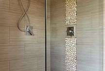 Good size tiles / Shower idea