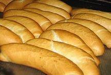 chlieb rozky