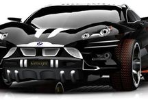 Cool Cars & Motorcycles / by Tiffany Leszcynski
