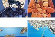 Ζωγραφική σε πέτρες-18