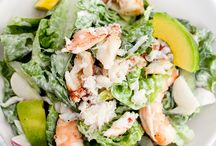 Salads / by Maigan C