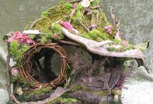 Fairy village project