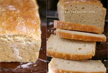Grain Free Breads and Pizzas and Wraps / Alternatives to Bread