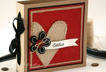 Valentine cards / by Lisa