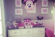 Mia's Minnie Mouse 3rd