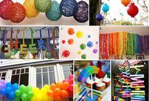 Party Ideas-Amelia / by Katie Sewalson