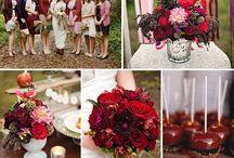 Fall wedding / by Emilie Hernandez