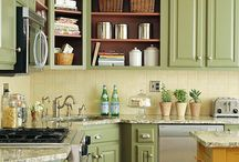 Kitchen Ideas / by Amber Wright