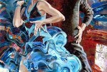 Танец / Страстный, зажигающий, завораживающий...