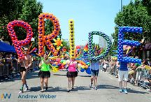 Pride Festival Toronto / We'll be at the Pride Festival in Downtown Toronto this year, hope to see you there!