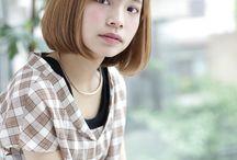 【オトナ可愛いヘアスタイル】ボブ