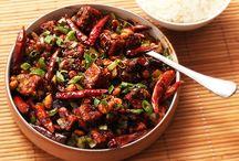Vegetarisch /no meat recipes