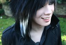 Emo/Scene/Punk/Gothic Girls/Guys