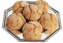 Biscoitos delicados