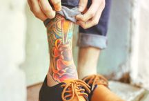 Ink Upon the Skin / Tattoos / by Kristina Alford
