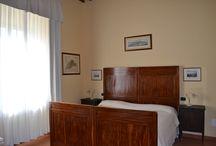 Room 5 / Antique room. http://www.villagraziani.com in #Tuscany #EtruscanCoast