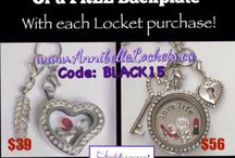 Annibelle Lockets By You