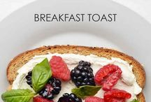 Breakfast / Healthy and easy