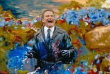 Robin Williams, my favorite funny guy / by Twyla Walters