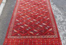 Turkoman rug / Turkoman rug