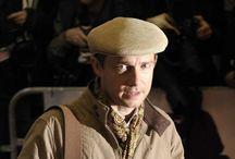 Mr. Watson I presume?! / by Katie Wayt