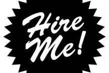 Ik zoek een baan!
