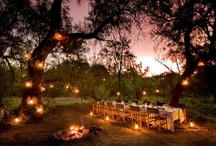 Romantic Africa / Truly Romantic settings in Africa!