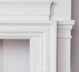 Mantel makeover / by Cate Hennard