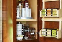 Decorating/Organizing - Kitchens / by Kellie Tatham