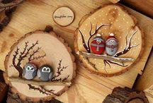 Z dřevěných koleček
