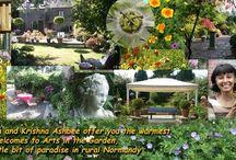 normandy arts in the garden bandb