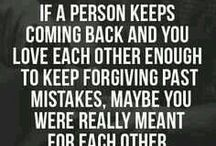 Love and Relationships / Love and romance relationships quotes / by ED