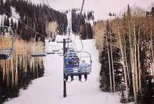 On the Mountain / Scenes from Park City Mountain Resort, located in beautiful Park City, Utah.  / by Park City