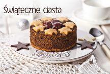 Świąteczne ciasta / #święta #ciasta #wypieki #przepisy