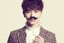 BtoB / Eunkwang Minhyuk Changsub Hyunsik Ilhoon Peniel Sungjae ❤❤❤❤❤❤❤❤❤❤❤❤❤❤❤ My bias: ♡Sungjae♡