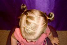 Lilyannas hair