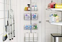 Tine laundry room storage
