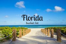 Our things to do in Florida bucket list