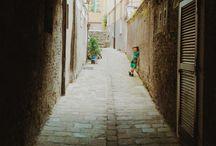 Around my town / Fedro around Fabriano