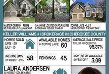TOWNE LAKE REAL ESTATE MARKET REPORTS / Monthly area Real Estate Reports for the Towne Lake Hills area in Woodstock, GA