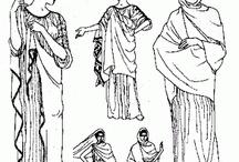 αρχαιες ενδυμασιες