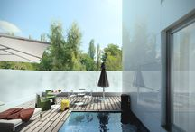Afina Glass Balustrade / Pictures of our new Afina Glass Balustrade